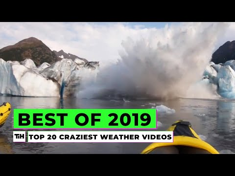 Best of 2019: Top 20 Craziest Weather Videos | This is Happening