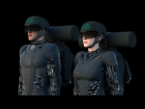 Exploring innovative future concepts for the Royal Marines