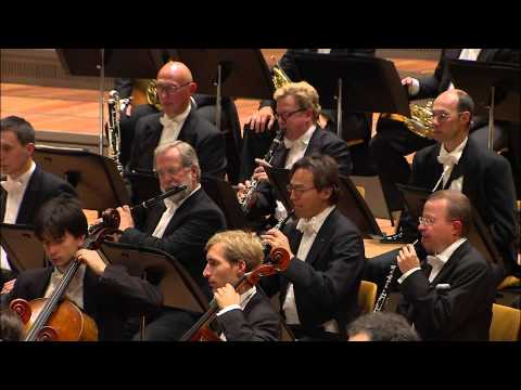 Widmann: Violin Concerto / Tetzlaff · Nelsons · Berliner Philharmoniker