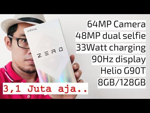 5 HP INFINIX TERBARU 2020 ( Harga Mulai 1,4 Jutaan ).