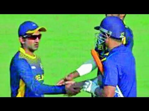 Delhi skipper Gautam Gambhir angry over MS Dhoni snub rumours