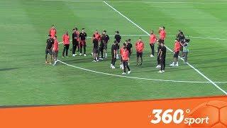 Le360.ma •بالفيديو..الجماهير المغربية تستقبل المحليين بالتصفيق والتشجيع