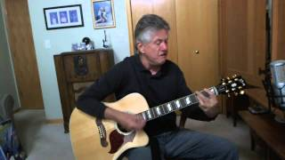 The Beatles P.S. I Love You  Greg Papaleo  Vocal & Acoustic Guitar Cover