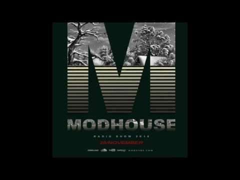 MODHOUSE Radio Show #2 MODUS DJ [26-11-2k15]