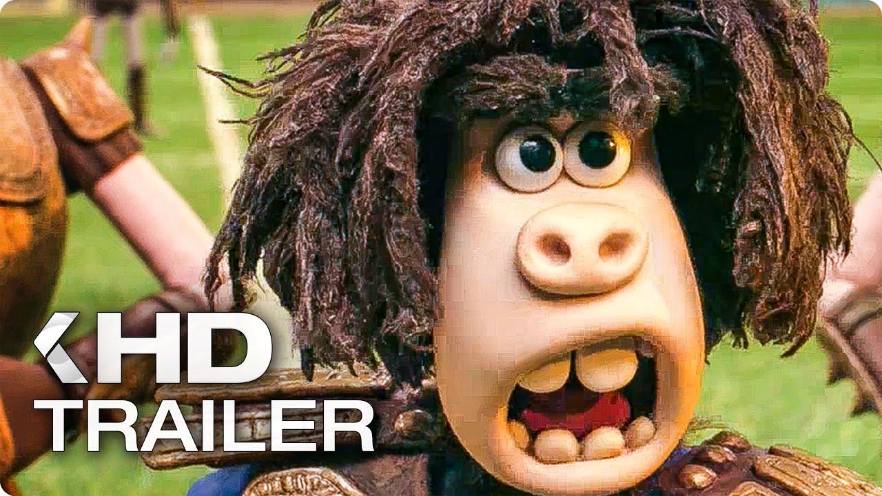 EARLY MAN Trailer 3 (2018)