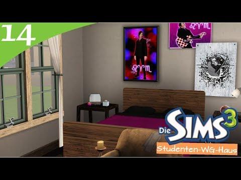 Hausbau-Reihe 5-14: Studenten-WG-Haus [Let's Build Sims 3 Haus]