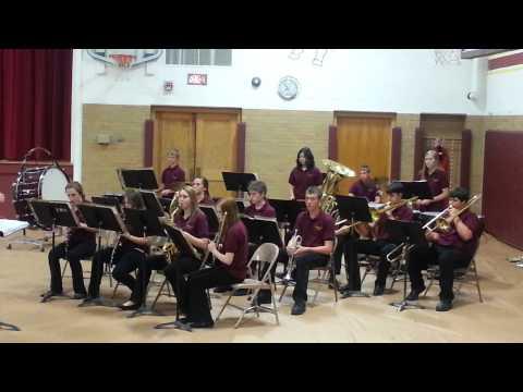 Leyton High School Band