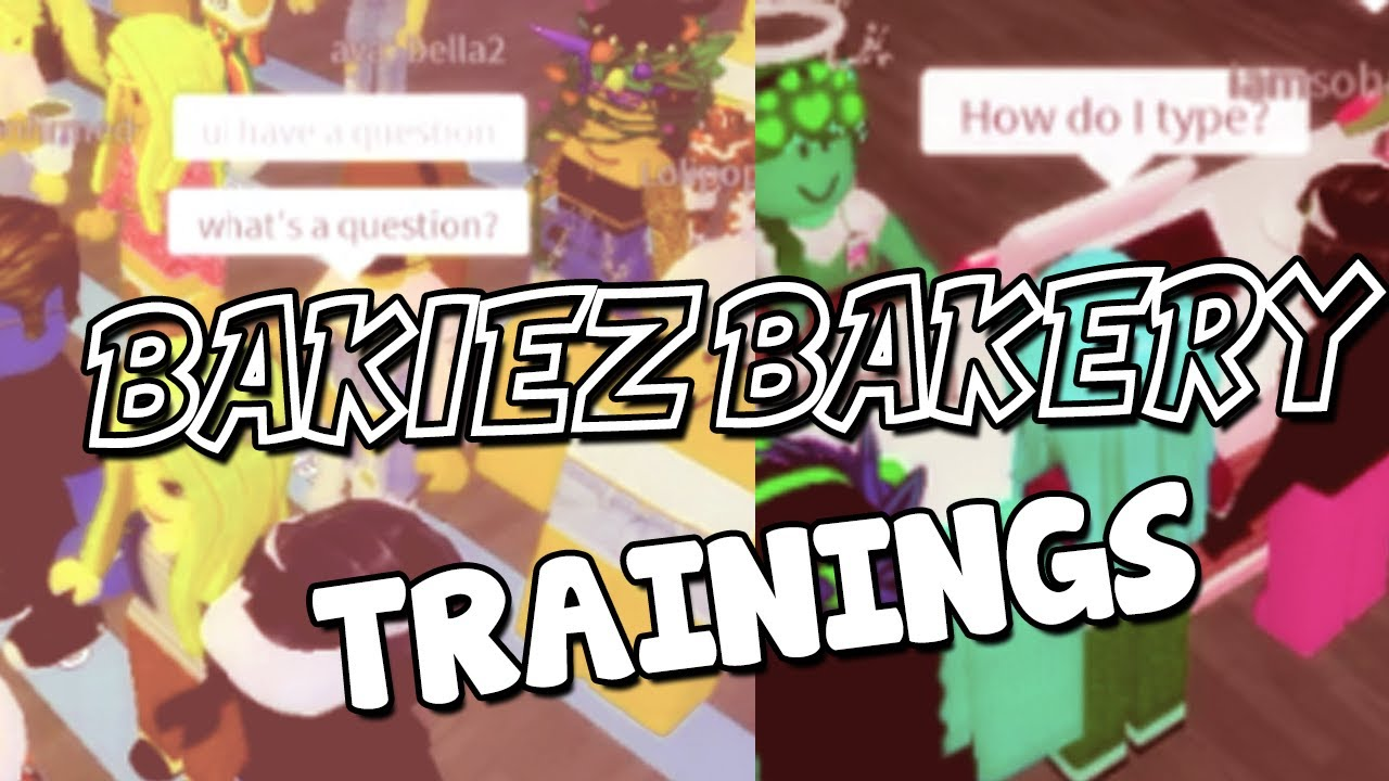 Trolling At Bakiez Bakery Trainings Fired Roblox Trolling
