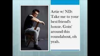 Tongue Tied Glee Lyrics