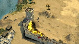 Stronghold Crusader 2 - Skirmish Gameplay