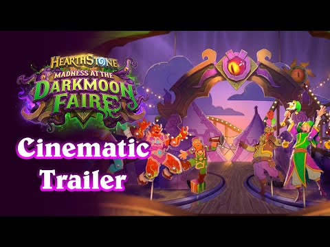 Madness at the Darkmoon Faire Cinematic Trailer