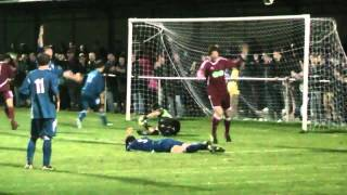 Wisbech Town v March Town Utd - Red Insure League Cup - 25/09/12