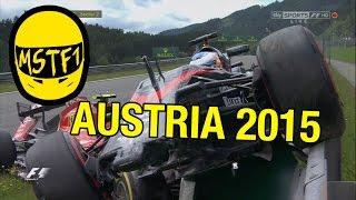 2015 Austrian Grand Prix – Mystery Science Theater F1