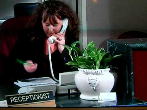 Senior Living Receptionist Telephone Answering Examples - Center For Applied Sales Research