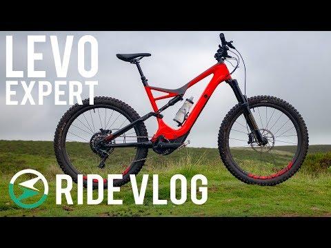 Turbo Levo Expert 2018 | VLOG 02 | Quantock Hills, Somerset | EMTB Forums