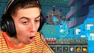 J'EXPLORE UN TEMPLE AQUATIQUE ! (Minecraft)