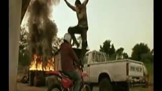 Ong Bak Fight Scenes