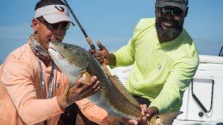 Reel Time Florida Sportsman - Tampa Bay Redfish, Snook and Trout - Season 3, Episode 6 - RTFS