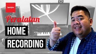 Peralatan Home Recording Semi Pro | Info Lengkap!