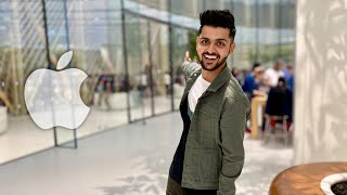 My Apple Store Experience! Apple Store Dubai Mall
