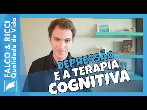 Видео Tratamento cognitivo comportamental na depressão geriátrica