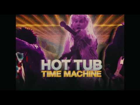 Hot Tub Time Machine - Home sweet home