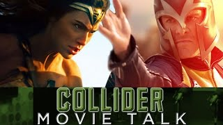 First Wonder Woman Reactions; Fassbender Back for More X-Men - Collider Movie Talk