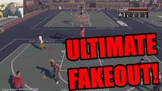 NBA 2K15 MyPark - ULTIMATE FAKEOUT! - NBA 2K15 MyPark PS4 Gameplay
