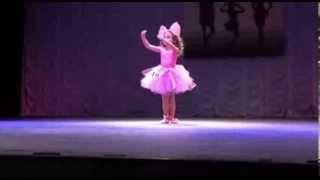 Танец куклы Diana Izhevsk 2013