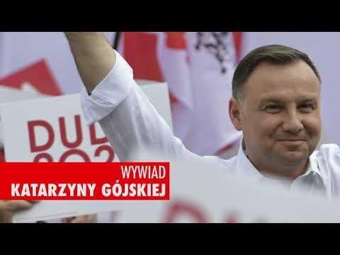 Przed II turą wyborów - wywiad z prezydentem Andrzejem Dudą