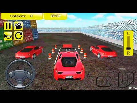 Multi Car Parking 3D - Best Android Gameplay HD