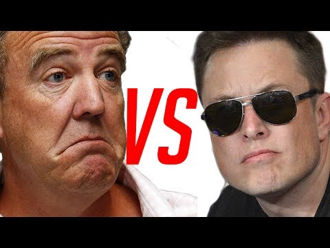 Elon Musk Exposes Corrupt Top Gear and Jeremy Clarkson