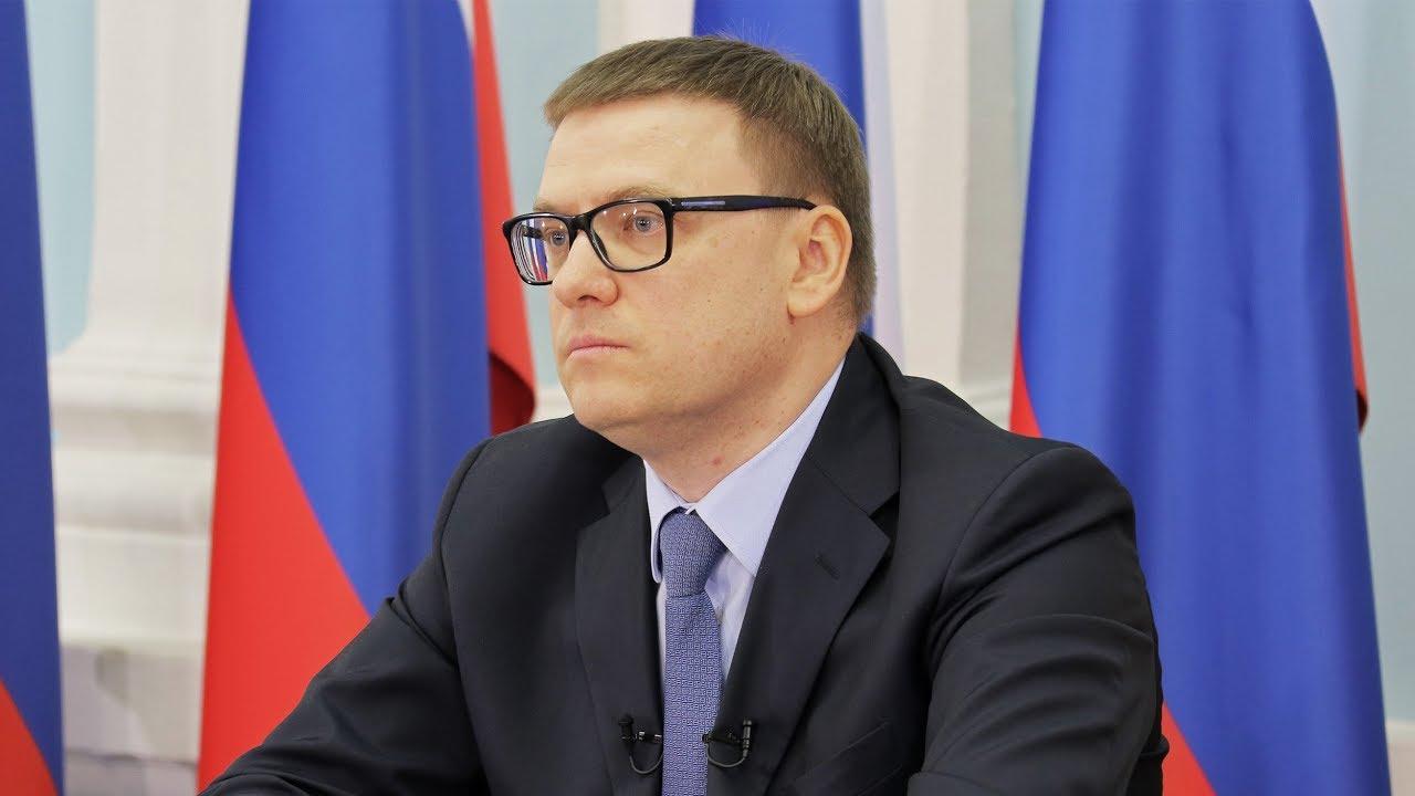 Алексей Текслер о выборах