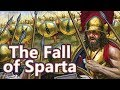 The Fall Of Sparta - Battle Of Leuctra - Ancient History - See U In History