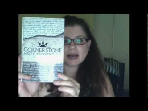 VLOG CHAT - The Cornerstone Series - Misty Provencher - Novels On The Run - 10th October 2012 Mp3