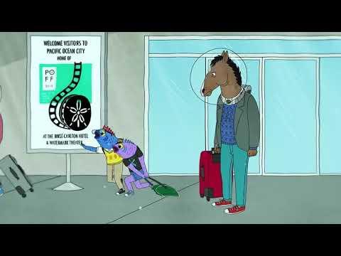 Bojack Horseman  Mr Peanutbutter's seahorse milk commercial