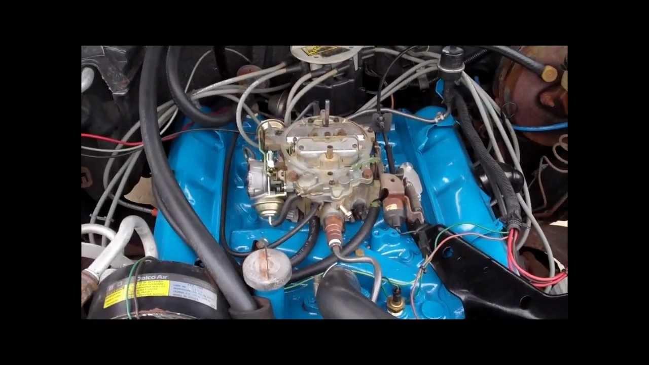 1971 Vacuum System Diagram Corvette