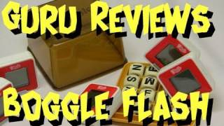 Boggle Flash / Scrabble Flash Review - Guru Reviews  (HD)