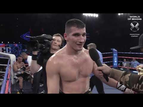Алексей Папин на пути к бою против Илунги Макабу | Мир бокса