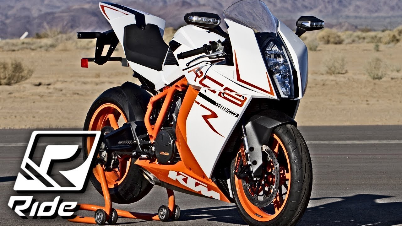 hight resolution of ride ktm rc8r review