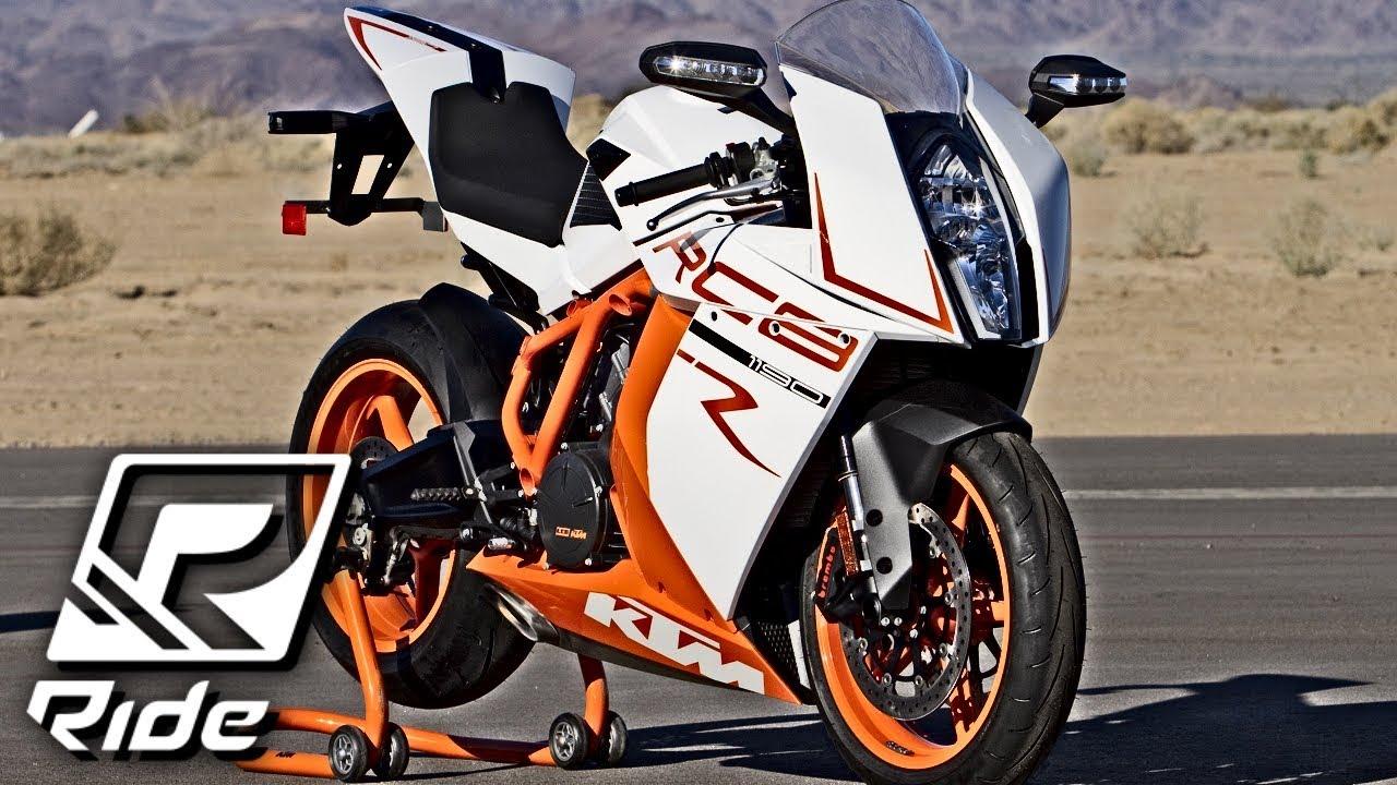 medium resolution of ride ktm rc8r review