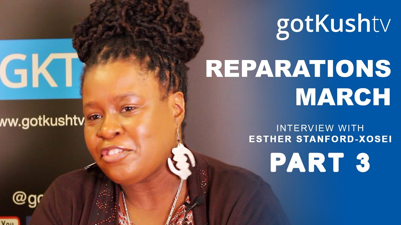 "REPARATIONS UK: The Question of ""Allies"" • Esther Stanford-Xosei Interview part 3"