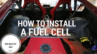 How to install a fuel cell