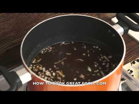 Paano magluto Sarsa ng Bolabola Recipe Pinoy Street Food Tagalog - Sauce Fish balls Filipino cooking