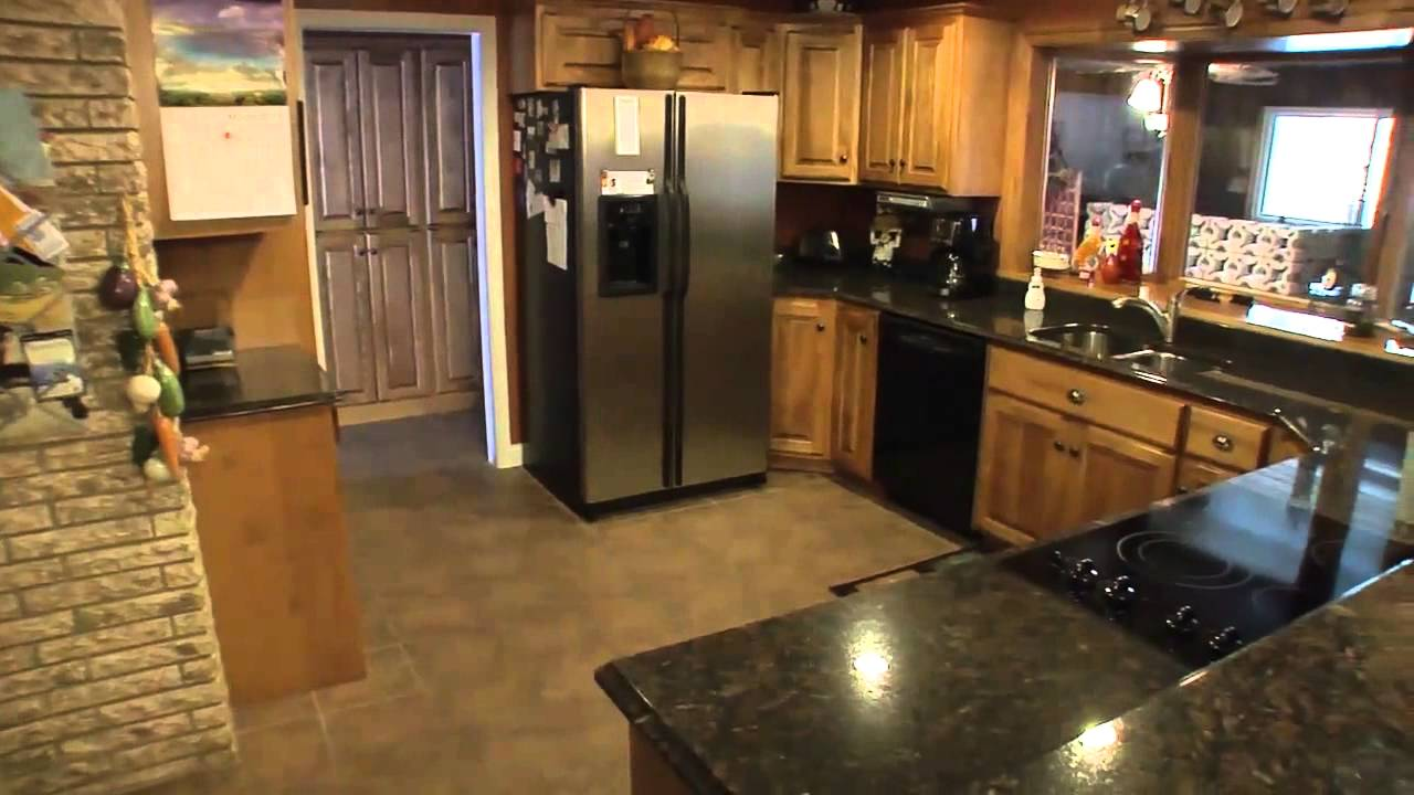 Home for sale with indoor pool - YouTube