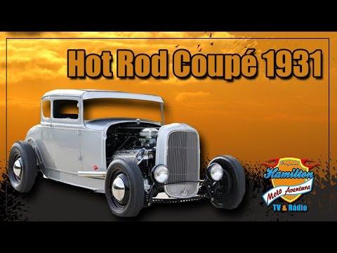 Hot Rod Coupé 5 janelas 1931