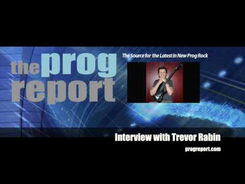 Trevor Rabin Interview  - The Prog Report