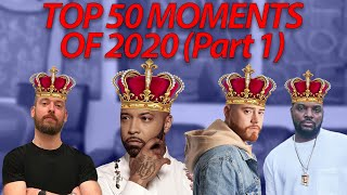 Top 50 Moments of 2020 Part 1 (In No Order) | Joe Budden Podcast Compilation