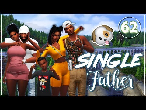 The Sims 4 😍Single Father😍#62 Glowin Up thumbnail