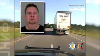 Пьяный водитель чудом избежал аварии